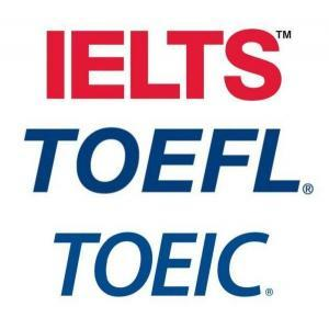IELTS, TOEFL, TOEIC