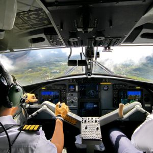 Pilots On Approach